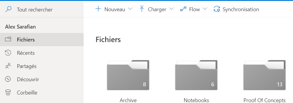 onedrive-french